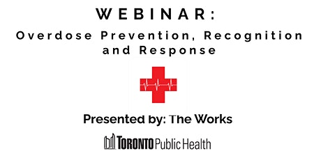 Overdose Prevention, Recognition and Response Training tickets