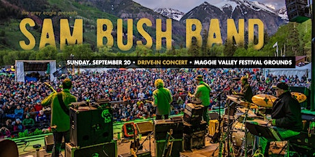 Sam Bush Band: Drive-In Concert at Maggie Valley Festival Grounds tickets