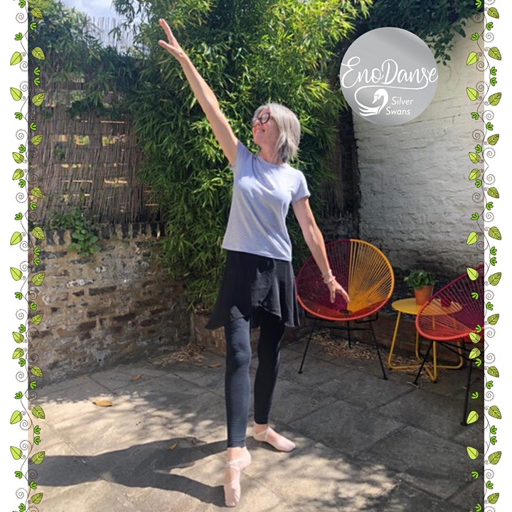 BALLET CLASS SILVER SWANS 55+ image