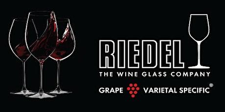 Riedel Wine Glass Virtual Workshop tickets