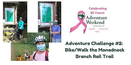 BJBBCR 25th AWE Anniversary Celebration: Bike/Walk the Rail Trail tickets