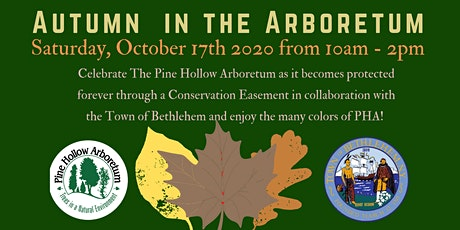 Autumn in the Arboretum tickets