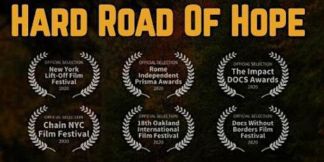 Hard Road of Hope - a Backbone Meaningful Movies Virtual Film Screening tickets