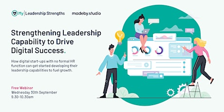 The challenges of leading in a digital business and how to overcome them tickets