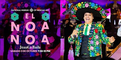 El Noa Noa: JuanGa Baila tickets