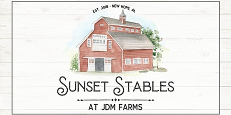 Vintage Barn Pickin' at Sunset Stables tickets