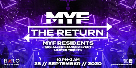 MYF - The Return! tickets