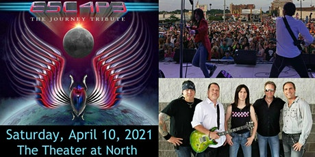 Escape – The Journey Tribute Band tickets