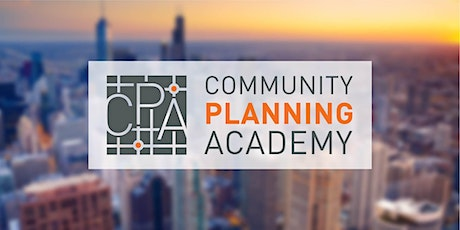 Community Planning Academy - Fall 2020 tickets