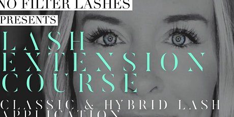 Classic & Intro to Volume Lash Extension Certification Training tickets