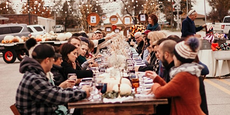 Second Annual Harvest Gathering Farm to Table Dinner tickets