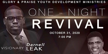 One Night Revival tickets