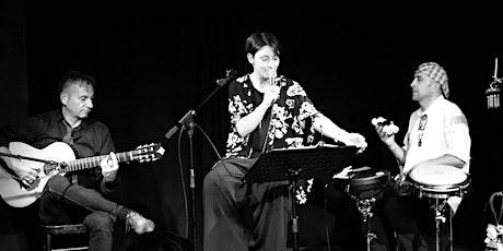 Serata di gala - ENCUENTROS  Live  -  Feat.Fabio Foianini  alle percussioni biglietti