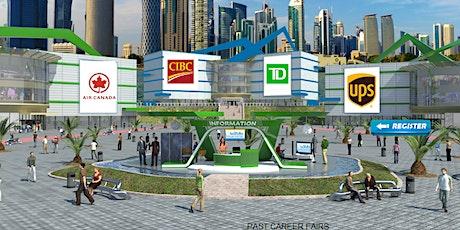 North Western Ontario (Barrie,Sudbury etc.) Virtual Job Fair- February 4th tickets