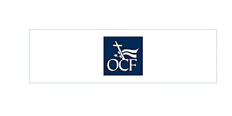 OCF fall gathering tickets