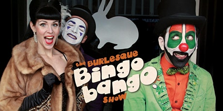 Burlesque Bingo Bango Show  (Friday 9/18) tickets