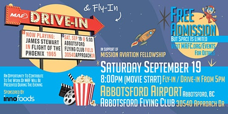 Abbotsford Fly-In/Drive-In tickets