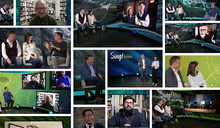 Sing! Global 2020 ONLINE: The Scriptures image