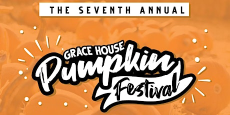 Grace House Pumpkin Festival tickets