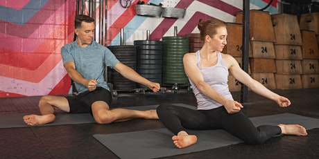 Stretching and Mobility Class Online: Alleviate Pain & Injury tickets