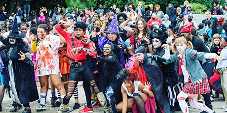 Flash Mob New Orleans 9th Annual Thriller Halloween - Masked Illusions 2020 tickets