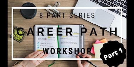 Career Path Workshop Part 1: Labor Market Demand tickets
