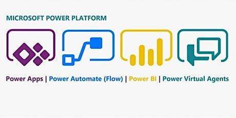 TechStar Power Platform Webinar (10-8-2020) tickets