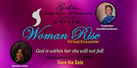 Woman Rise Virtual Encounter Conference 2020 tickets