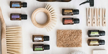 Home Sanctuary ~ detox toxins from your home with easy DIY ~ Laundry Love tickets