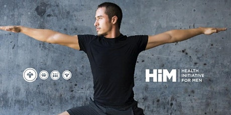 Health Initiative for Men In-Person Yoga tickets