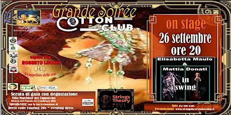 STRINGS THEORY MUSIC FEST - COTTON CLUB - Elisabetta Maulo & Mattia Donati biglietti