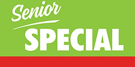 $4.99 Senior Special - All Day, EVERYDAY tickets