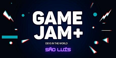 São Luís - GameJam+ ingressos