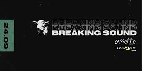 Breaking Sound NZ w/ Chris Bates, LAIIKA,  Adam Snow, laura. tickets