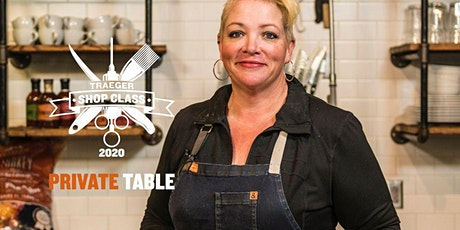 Shop Class: Private Table - Ribs and Jalapeno Poppers With Danielle Bennett tickets