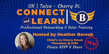 OK | Tulsa - Cherry Street Networking Luncheon tickets