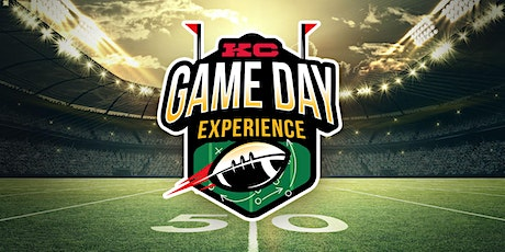 Game Day Experience  10/25 tickets