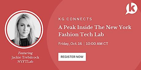 A Peak Inside The New York Fashion Tech Lab tickets