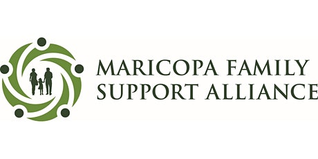 Maricopa Family Support Alliance Zoom Connect Hour tickets