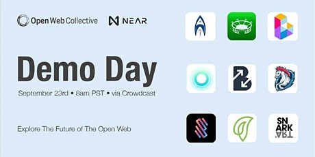 Open Web Collective Demo Day tickets