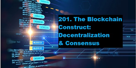 201. Advanced Blockchain Trust & Consensus - Live Online Course tickets
