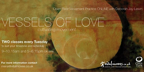 Vessels of Love with Deborah Jay-Lewin tickets