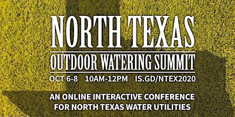 North Texas Outdoor Watering Summit tickets