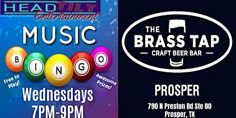 Music Bingo at The Brass Tap- Prosper, TX tickets