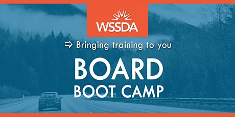 Board Boot Camp - Fall 2020 tickets