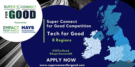 Super Connect  for Good 2020 Competition - Virtual Final tickets