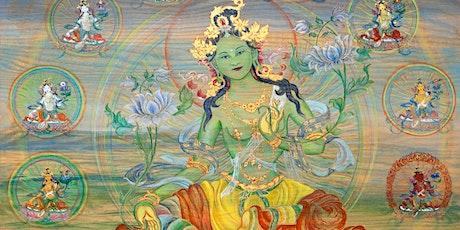 Extensive Cittamani Tara Puja (ONLINE & IN-PERSON) tickets