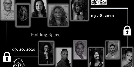 HOLDING SPACE -- A VIRTUAL EXPERIENCE tickets