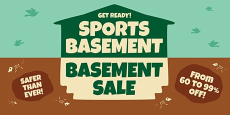 SB Redwood City Basement Basement Sale tickets