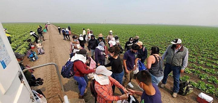 Farmworker Caravan - San Jose to Santa Cruz County image